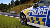 Five arrested fleeing Christchurch in stolen car