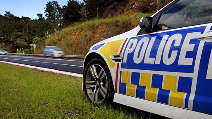 Five people have been arrested after trying to flee Christchurch police in a stolen vehicle (File photo)