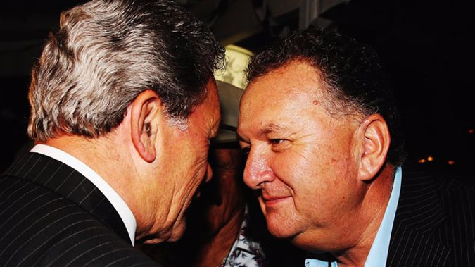 Former Labour MP Shane Jones has been placed in eighth position on New Zealand First's list, virtually guaranteeing him a return to parliament (Getty Images)