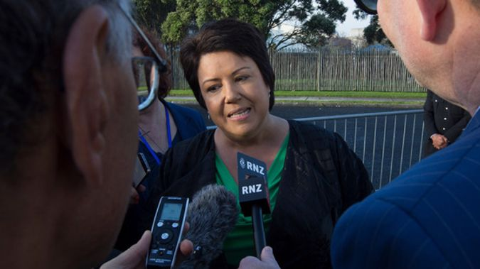 The Deputy Prime Minister insists her party did not leak the fact Winston Peters had been overpaid his Superannuation. (Photo: NZ Herald)