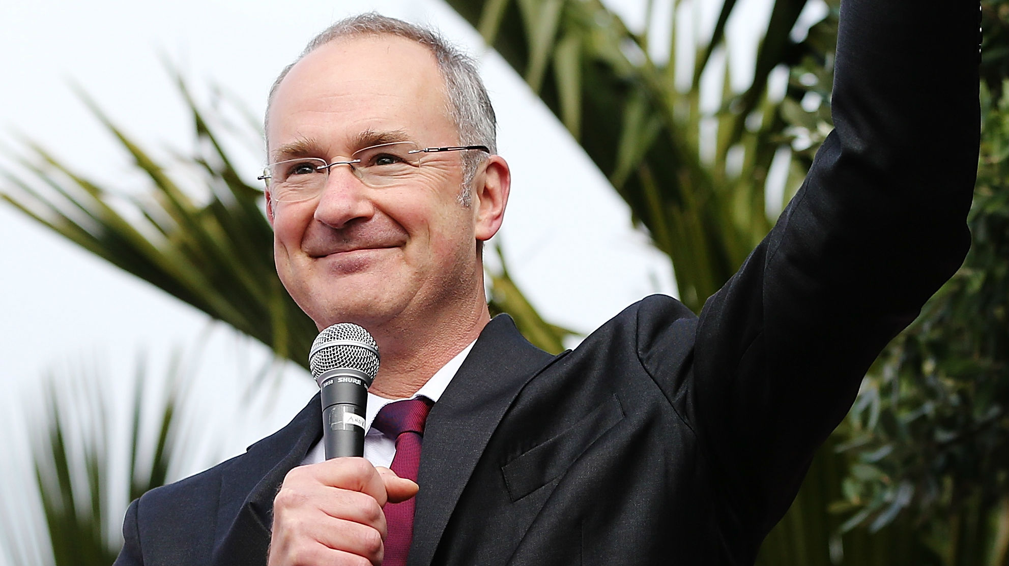 Twyford made the commitment to set minimum standards for rental properties within the first three months of a Labour government. (Photo \ Getty Images)