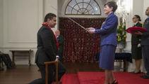 Sir Michael Jones made Knight Companion of NZ Order of Merit