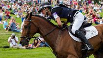 Todd leads Burghley Horse Trials