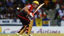 Brendon McCullum breaks arm in Twenty20 win