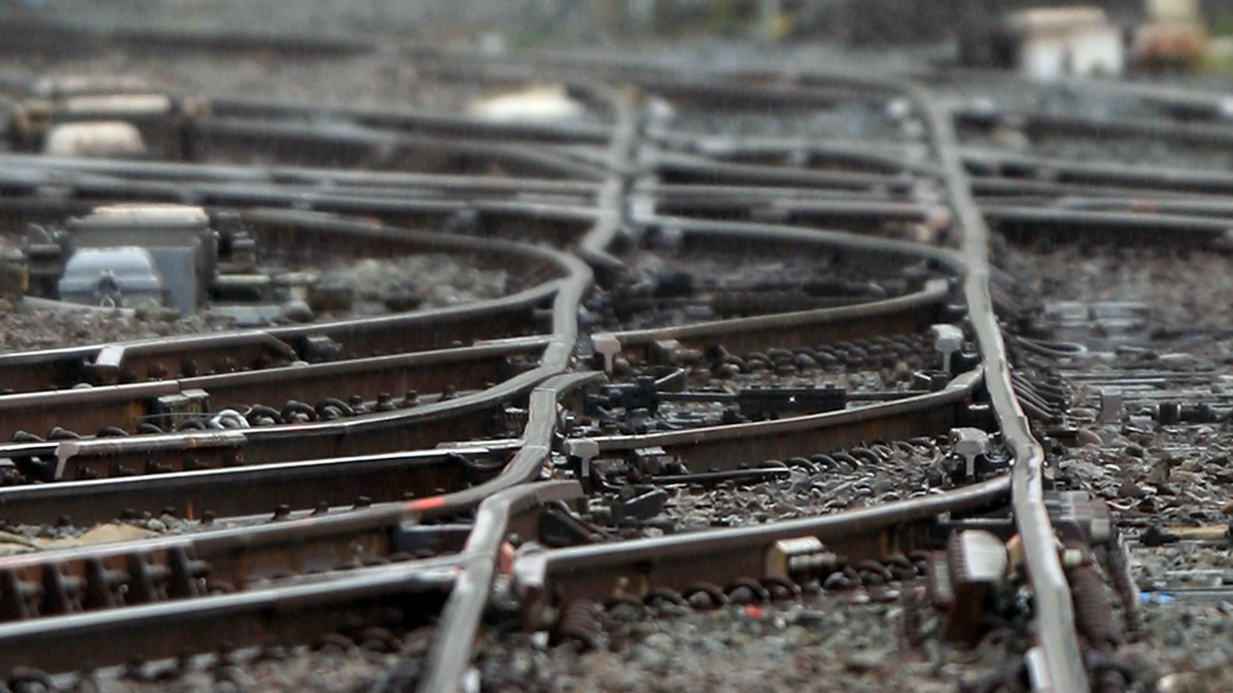It would invest $10 million into repairing the Napier-Gisborne rail line. (Photo \ Getty Images)