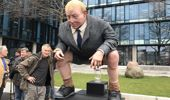 """Sam Mahon: """"We're taking Smith's statue to Nelson markets next"""""""