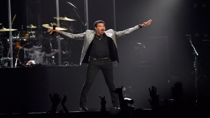 Lionel Richie will now bring his 'All The Hits' tour to Christchurch and Auckland in April 2018. (Photo: Getty)