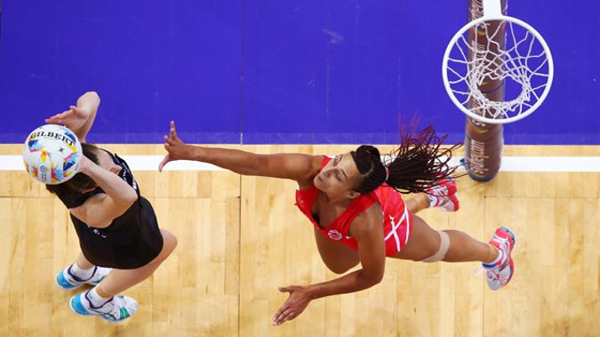 Silver Ferns shooter Bailey Mes (Photo: File)
