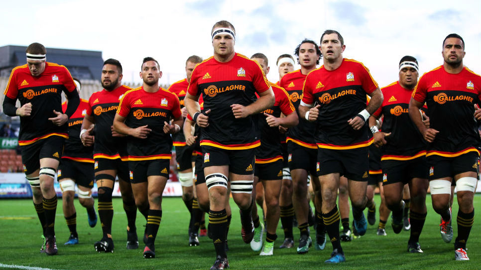 The Chiefs were at the centre of a scandal that engulfed New Zealand Rugby in 2016 (Getty Images)