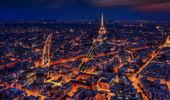 Paris at night (Photo: Mike Yardley)