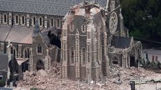 Decision made: Christchurch Cathedral to be reinstated