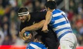 All Blacks vs Argentina. (Photo: File)