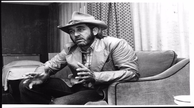 Country and Western singer Don Williams in 1979. (Photo: Getty)