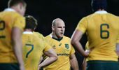 Wallabies hooker Stephen Moore (Photo: File)
