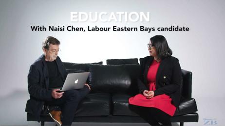 Focus: Convince Leighton - Education