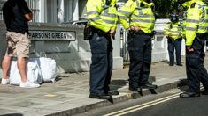 Bungled bomb in London terror attack