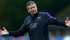 Last test on home soil for All Blacks coach Wayne Smith