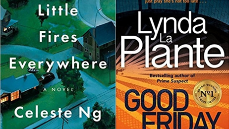 Catherine Raynes' book review: Good Friday and Little Fires Everywhere
