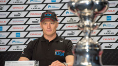 Jimmy Spithill on his new book and whether he'll be back for another shot at the cup