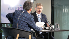 LIVE with Bill English: Leaders Breakfast