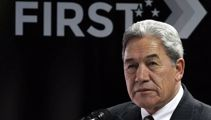 "Winston Peters says ""We have failed to move forward in the last 33 years"" when it comes to maritime and rail travel"