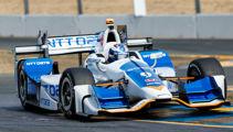 Dixon's IndyCar title bid falls short