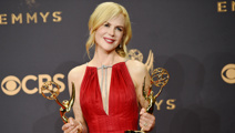 Kidman dedicates Emmy to daughters