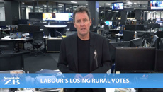 Mike's Minute: Labour's losing rural votes