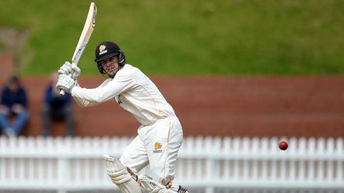 NZ A's wicket keeper Tom Blundell (Photosport)
