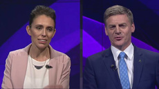 Last leaders debate before election day