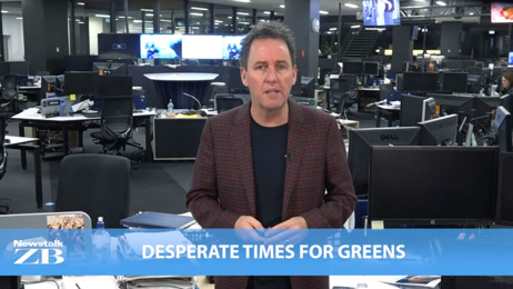 Mike's Minute: Desperate times for the Greens