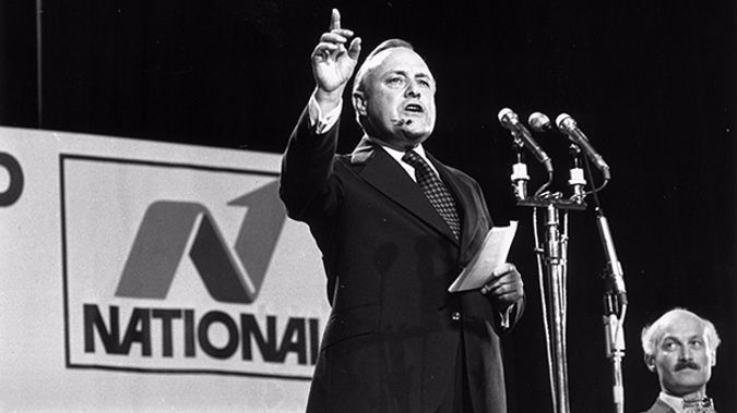 Muldoon then went on to talk about his failed campaign and his own future. (Photo \ Getty Images)