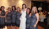 Six guests turned up to a wedding in Australia wearing the same outfit (Photo / NZ Herald)