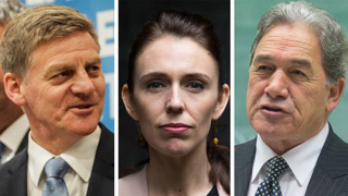 New poll: New Zealand First on brink as National surges back