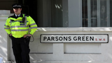 Third man arrested after London tube bomb