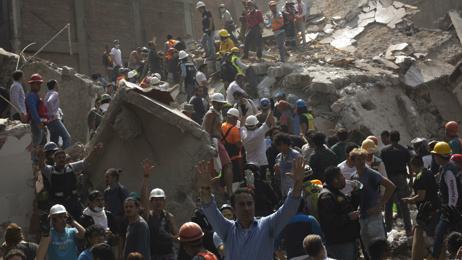 Mexico quake toll rises to 248