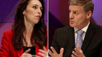 Final leaders' debate: Jacinda Ardern believes Kiwis want change despite new poll