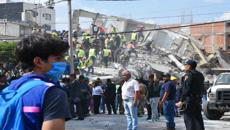 More than 200 dead in Mexico quake, search for survivors continues
