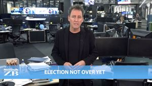 Mike's Minute: Election not over yet
