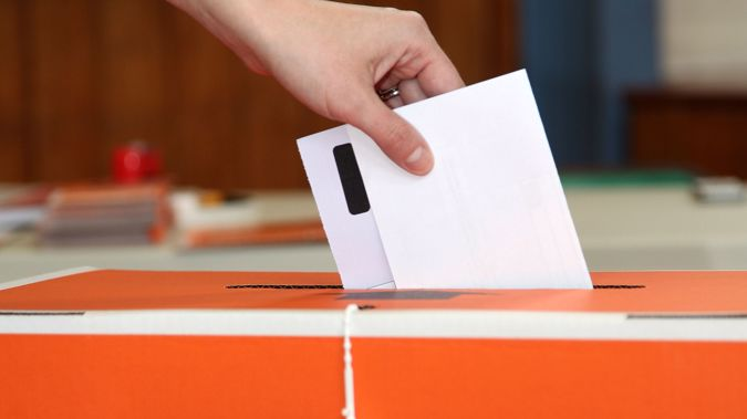 Polls should be banned from publication for the six months leading into an election.   (Photo \ Getty Images)