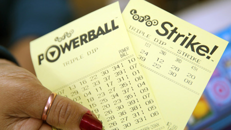 Group of 10 women winners of weekend's $30m lotto draw