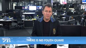 Mike's Minute: There is no youth quake