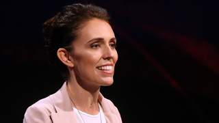 Watch: Ardern's message to young voters: 'vote early, vote today'