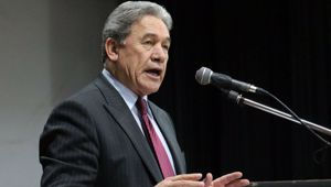 Winston Peters says the polls are wrong (Image / NZH)