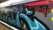Auckland Transport crackdown on train vandals