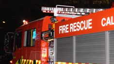 Death in Dunedin after fires overnight