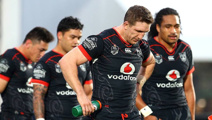Kids made to apologise after asking Warriors why they lose so often