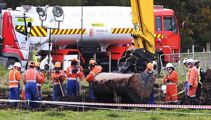 Fuel from fixed pipeline should arrive in Auckland tomorrow