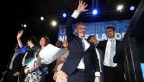 PM Bill English: 'Jacindamania' may have helped National