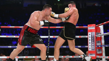 Parker defends title in messy Fury bout